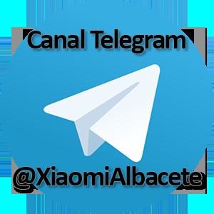 Canal Telegram VMPs Xiaomi Albacete